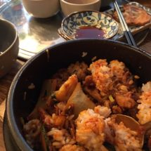 Joayo d'Assas: Finally, Spicy Korean Food (gasp) in Paris